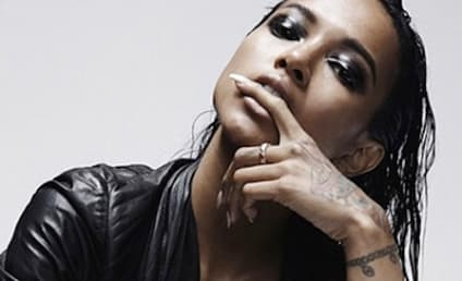 Karrueche Tran to Chris Brown: Talk to the Hand, Bruh!
