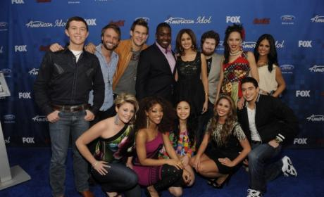 And the American Idol Finalists Are...