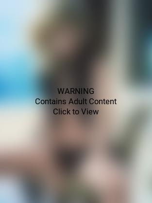 Half Nude AnnaLynne McCord