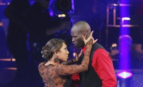 Dancing with the Stars Recap: Nicole Scherzinger Owns It, Rest of Field Vies For Second