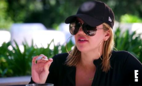 Khloe Kardashian: Kris Jenner Is the World's Biggest LIAR!!