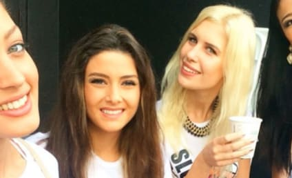 Miss Israel-Miss Lebanon Selfie Sparks Bizarre Political Controversy