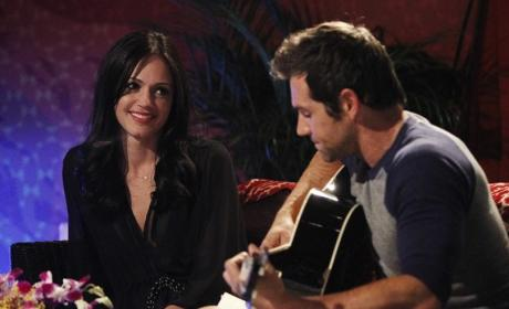 Zak Waddell, The Bachelor? Desiree Hartsock Says Yes!