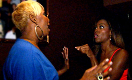 The Real Housewives of Atlanta Recap: Come Late, Leave Hungry