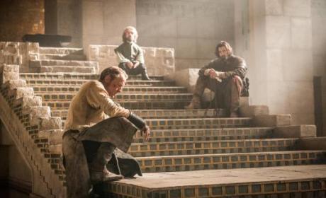 The Khaleesi's Dudes