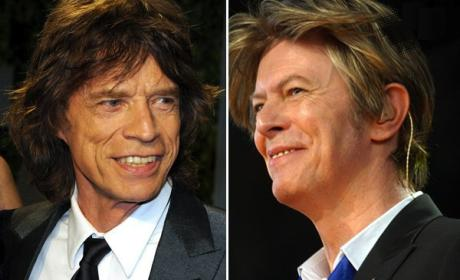 Mick Jagger-David Bowie Gay Affair Alleged in New Book