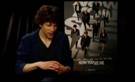 Jesse Eisenberg Movie Interview