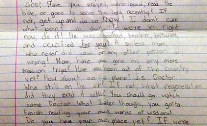Taylor Smith, 12, Writes Heartbreaking Letter to Her Future Self Before Passing Away