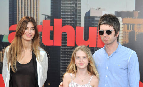 Noel Gallagher and Sara MacDonald: Married!