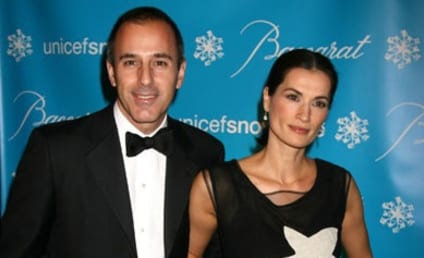 Matt Lauer, Wife are Parents Again
