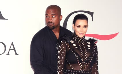 Kim Kardashian to Kanye West: U R Amazing!
