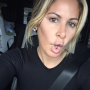 Kim Zolciak: No Makeup, All Fish Face!