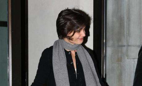 Katie Holmes Fashion: The Disaster Continues