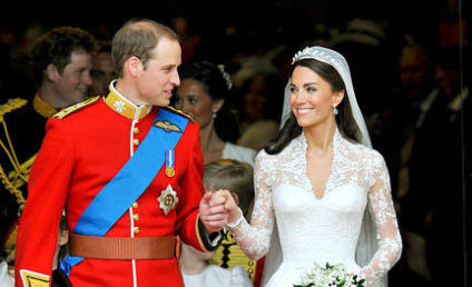 Kate Middleton Wedding Dress Enshrined, Displayed in Buckingham Palace Exhibit