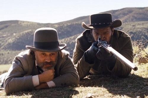 Django Unchained Scene