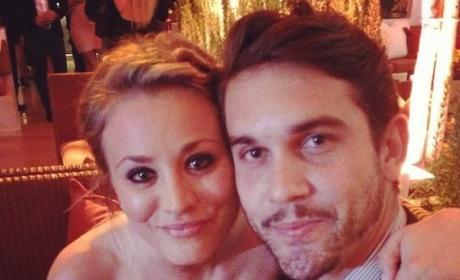 Kaley Cuoco: Engaged to Ryan Sweeting!