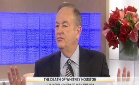 Matt Lauer vs. Bill O'Reilly: Did the Media Exploit Whitney Houston?