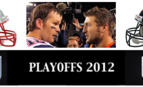 Tale of the NFL Playoff Tape: New England Patriots vs. Denver Broncos