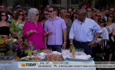 Paula Deen: Drunk on Today?