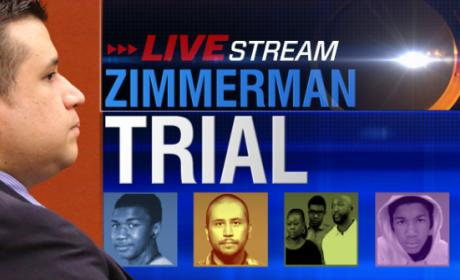 Zimmerman Trial Live Stream: Witness Accounts Continue on Day Five