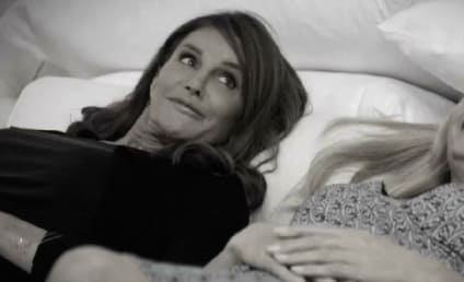 Caitlyn Jenner Kisses Candis Cayne! Watch!