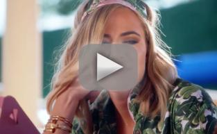 Keeping Up with the Kardashians Clip: WTH is Going On?!?