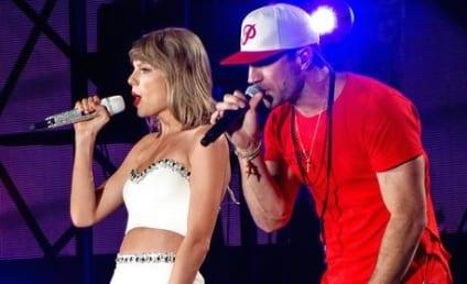VIDEO: Sam Hunt is Latest Taylor Swift Tour Surprise