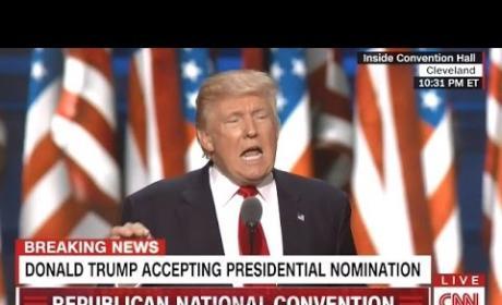 Donald Trump RNC Speech