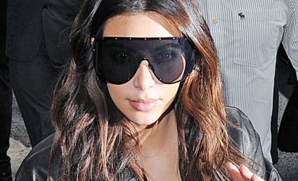 ENORMOUS Kim Kardashian Sunglasses: Awesome or Ugly?