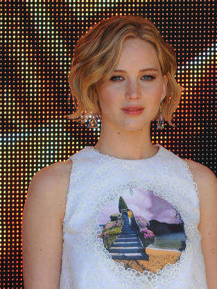 Jennifer Lawrence at Cannes