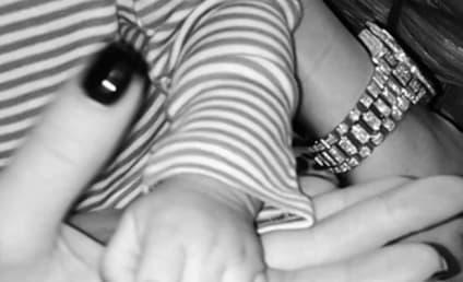 Khloe Kardashian Unveils Third North West Photo: So Cute!