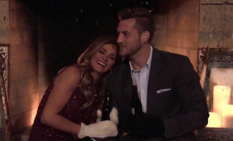 A Bachelorette Love Connection?