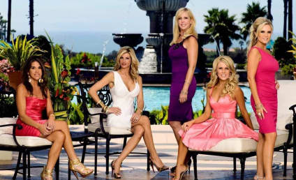The Real Housewives of Orange County Recap: Monkey Business