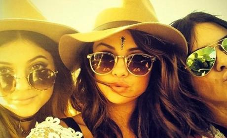 Kylie and Kendall Jenner to Selena Gomez: Good Riddance!