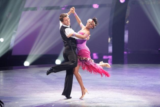 Pasha Kovalev and Sasha Mallory