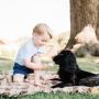 Prince George Third Birthday Lupo Pic