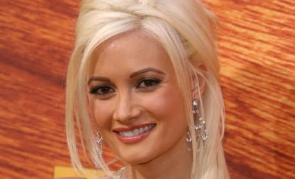 "Holly Madison Crushing on ""Mysterious Adventure Buddy"""