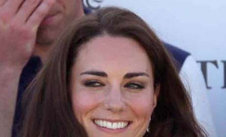 Kate Middleton Warms Heart of Cancer Patient