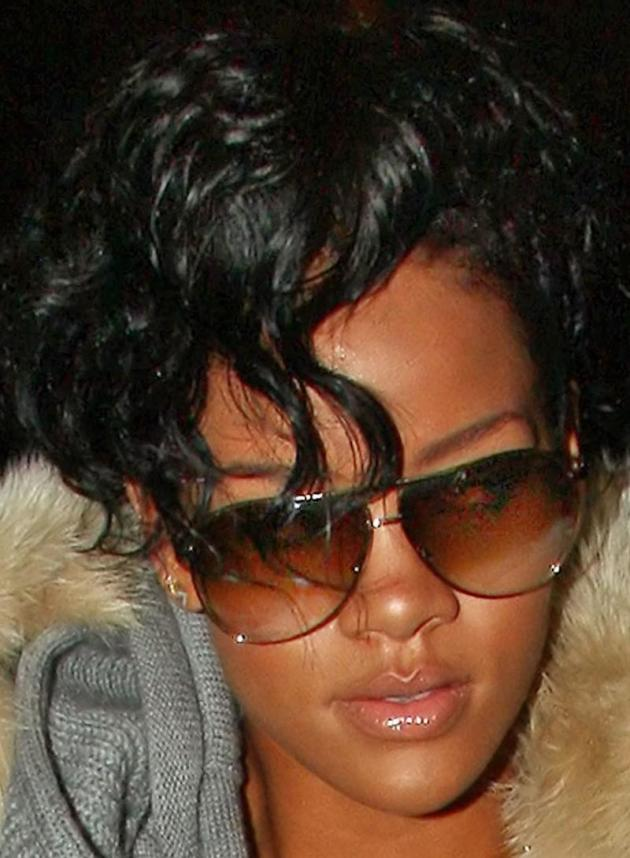 Rihanna Up Close