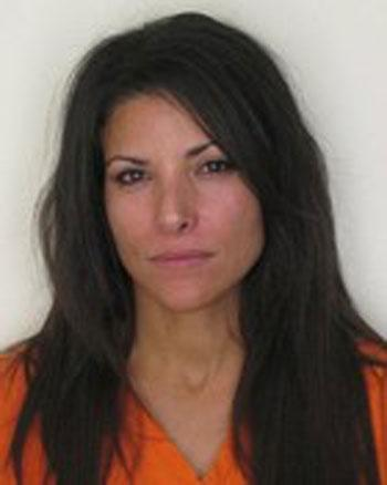 Mary Delgado Mug Shot (2010)