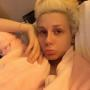 Courtney Stodden Posts Make-Up Free Selfie