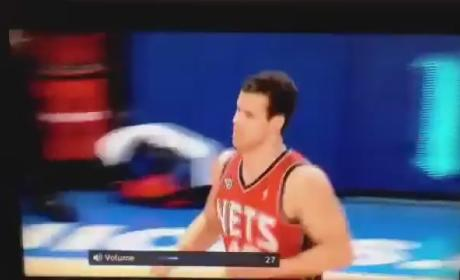 NBA Fans to Kris Humphries: BOOOOO!