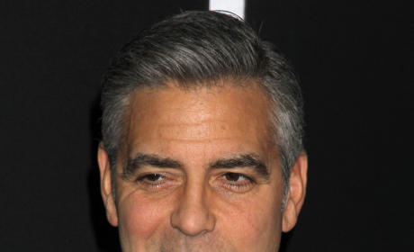 27 Handsome Photos of George Clooney