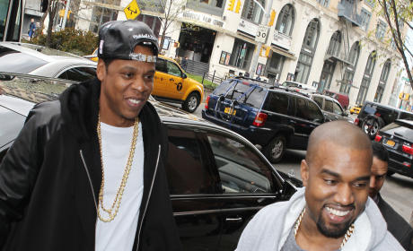 Jay Z: Kim Kardashian-Kanye West Wedding is a Joke!
