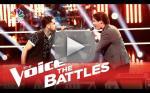 Dustin Monk vs. James Dupre (The Voice Battle Round)