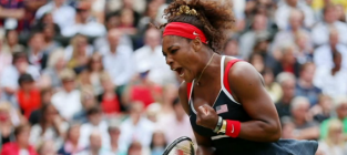 Serena Williams Obliterates Maria Sharapova, Wins Gold Medal