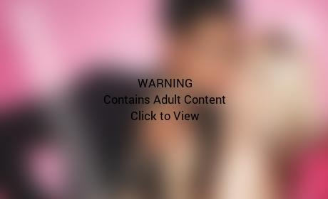 Rihanna and Kate Moss Nude