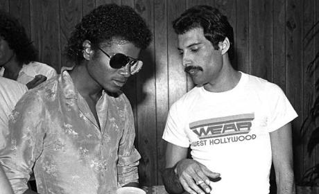 Michael Jackson-Freddy Mercury Duets: Coming Soon!