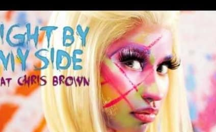 "Nicki Minaj & Chris Brown Team Up on ""Right By My Side"": First Listen!"