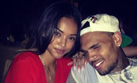 Chris Brown: Planning Proposal to Karrueche Tran on Her Birthday?!